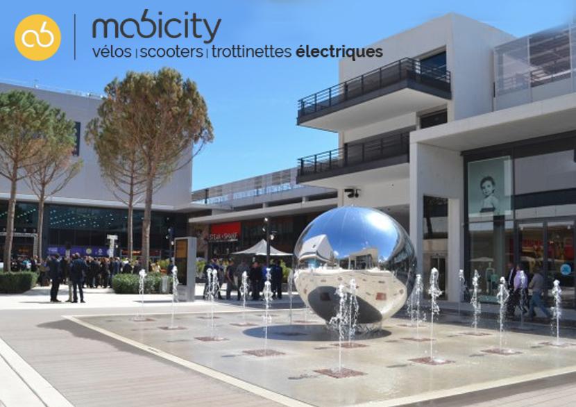 Mobicity Paris 4° - BHV